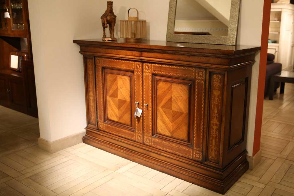 Credenza La Maison : Centro del rustico la maison mobili su misura in legno manta